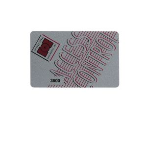IEI Linear MAGCRD25 Magnetic Striped Cards
