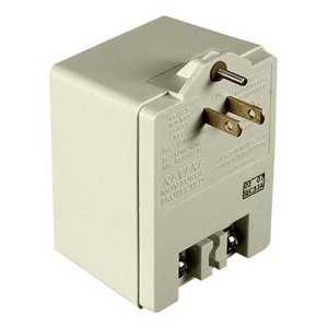 SECURITRON TP-24-2 24 Volt AC 1.5 Amp Plug In Transformer