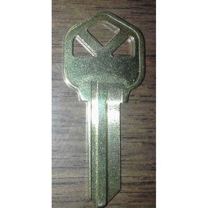 CLK Supplies KW1-BR Kwikset 5 Pin Key Blank
