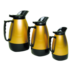 UPDATE INTERNATIONAL H422/20-XCP24 BEVERAGE DISPENSER BLACK & GOLD TRADITIONAL 20 OUNCE - pack of 24