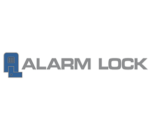 Alarm Lock HW586B26D Weather Proof Inside Housing Satin Chrome Finish