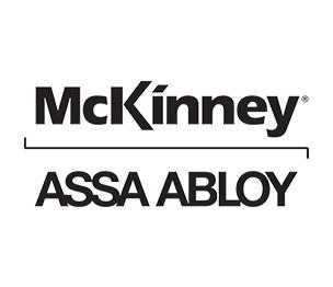 McKinney MCK-12HD 95 BL Continuous Hinge Black Anodized Aluminum