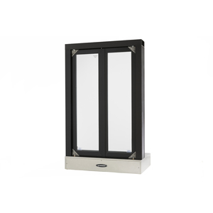 Bi-Fold Service Windows