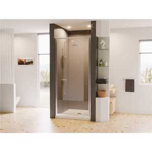 Framed Hinged Shower Doors