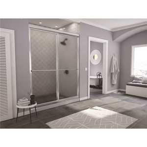 Framed Sliding Shower Doors