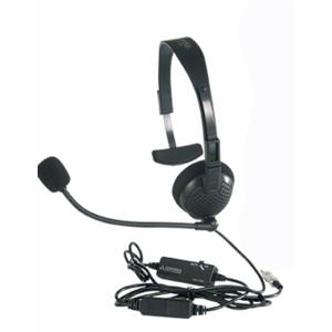 Headset for Speak-Thrus