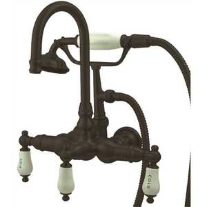 3-Handle Faucets
