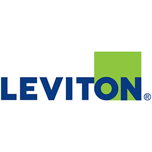 Leviton R52-0PJ18-00W White 2-Gang 1-Toggle/1-Duplex Wall Plate